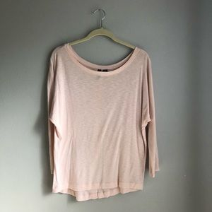 Cynthia Rowley Boat Neck Top